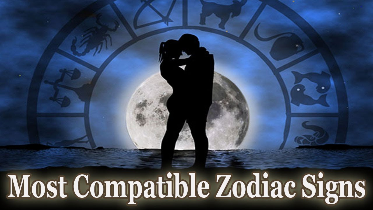 Compatible According to Zodiac Signs